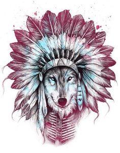 Lobo Índio