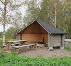 Inkeroinen - Huhdaniemen laavu (3,9 km) / Seikkailuviikari