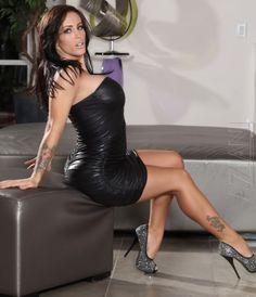 Black Alexis lingerie texas