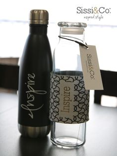 For your Saturday stroll... take your drinks to-go!  Shop our drinkware at sissiandco.com. Xoxo, Sissi & Co.​ #SissiAndCo #InspiredStyle #SaturdayStyle #Saturday #Weekend #Drinkware #Tumbler #ToGoTumbler #Inspire #Glass #QOTD #Fashion #Blog #Shop #OnlineShopping