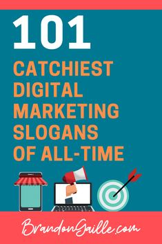 Here is a list of the greatest digital marketing slogans of all-time. Marketing Slogans, Business Slogans, Social Media Marketing Companies, Social Media Company, Advertising Slogans, Content Marketing, Marketing Tools, Digital Advertising Agency, Digital Marketing Business