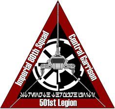 Imperial 80th Squad Central Garrison