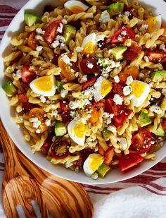 Cobb Pasta SaladDelish