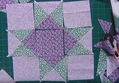 I love this tutorial, because it is quilting for beginners, but helps you with designs that look amazing and like you have been quilting for years. When you understand the principles of cutting squares the quilting world is your oyster!