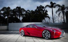 #Lexus LF-LC Concept