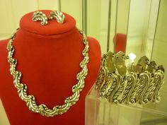 ANTONIO REINA MEXICAN STERLING SILVER NECKLACE, BRACELET AND EARRINGS #ANTONIOREINA