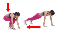 A Workout That Can Transform Your Body Like a Magic Spell – Green Challenge Burpees, Faire Des Squats, Lower Back Muscles, Shoulder Muscles, Leg Lifts, Best Stretches, Muscle Tone, Abdominal Muscles, Tone It Up