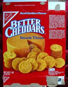 Better cheddars discontinued