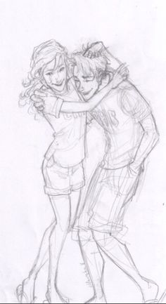 Percabeth by nelda percy jackson герои олимпа, джексон, перс Cute Couple Drawings, Couple Sketch, Percy Jackson Art, Percy Jackson Fandom, Percy And Annabeth, Annabeth Chase, Burdge Bug, Desenhos Love, Oncle Rick