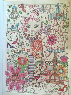 Creative Cats by  Marjorie Sarnat