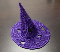 Tutorials   Urban Threads: Witches hat - Unique and Awesome Embroidery Designs