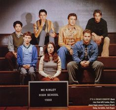Freaks & Geeks -I know its not a movie maybe the board will expand even further...