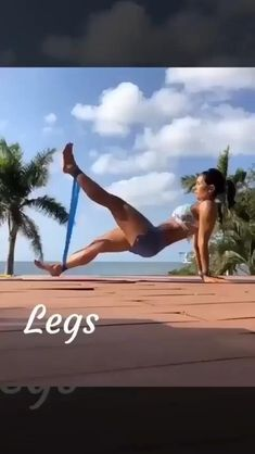 Skater Discover Legs Workout Lower body resistance band workout routine for women Fitness Workouts, Gym Workout Videos, Fitness Workout For Women, Sport Fitness, Butt Workout, Fitness Goals, At Home Workouts, Video Fitness, Workout Plans