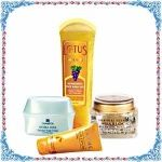 An assortment of multi branded cosmetics for that special sisters in your life. Send this beauty hamper to India through Rakhigiftstoindia24x7.com. Make the moments special by sending Gift rakhi occasion. The Hamper contains - Lotus Safe Sun Face Wash Gel -75 ML. Shahanz Shablock- Ayurvedic Sun Care Protective Cream 40 gm. Lakme Sunscreen Ultra Matte Cream SPF20 50gm. Chambor HYDRA MAX Enriched Night Cream 50 gm.