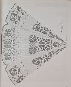 Delicadezas en crochet Gabriela: 10 Maravillosos manteles redondos en ganchillo con patrones