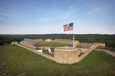Travel Back to the 1800s: Fort Snelling (Minnesota Historical Society Photo)