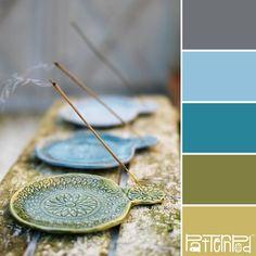 Incensed #patternpod #patternpodcolor #color #colorpalettes