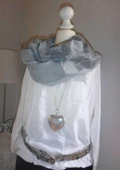 NEU *TAMARIS* edle Bluse Shirt weiß weiche Viskose Gr. 36 S