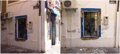 ALMUÑÉCAR. De madrugada y con sigilo los ladrones retiraron la reja de la ventana lateral de la administración, en la calle Aduana Vieja, y entraron en el local para