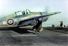 Aviation History and Nostalgia - Dedicated Home for Brilliant Pics on AH&N (Merged) - The British Royal Navy, Fleet Air Arm, (FAA), named the Ww2 Aircraft, Military Aircraft, British Aircraft Carrier, Royal Navy Aircraft Carriers, British Armed Forces, Flight Deck, S Pic, World War Two, Fighter Jets