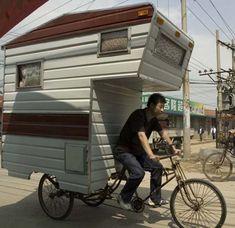 Camper bike!