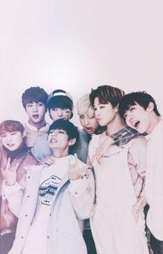 #wattpad #humor Reações que o membros do BTS teriam, ou não, em determinadas situações.