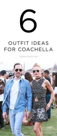 6 celebrity-approved Coachella outfit ideas that you can wear long after festival season