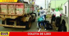 Confira os horários de coleta do lixo em S. A. do Monte.>http://goo.gl/sZCxHG