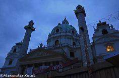 Vienna/Kalsrkirche Vienna, Statue Of Liberty, Photography, Travel, Statue Of Liberty Facts, Photograph, Viajes, Statue Of Libery, Fotografie