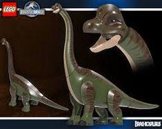 Lego Dinosaur Velociraptor Lime Green Jurassic Park World Raptor raptor08 10757
