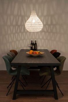 Zuiver Lampa Wisząca Cable Drop Biała 5002803 : Oświetlenie wewnętrzne : Sklep internetowy Elektromag Lighting #vintage