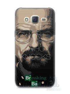 Capa Capinha Samsung J7 Breaking Bad #7
