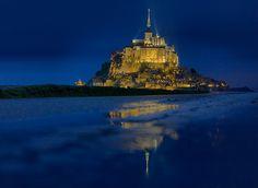 Mont Saint Michel, France MAGIC (by mpaulda™)