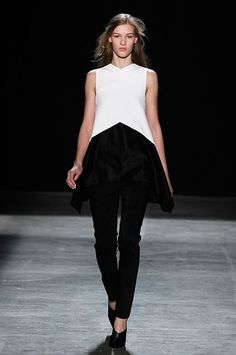 New+York+Fashion+Week:+10+Big+Trends+For+Fall+2013+ +StyleCaster