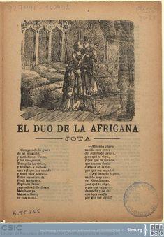 El duo de la africana : jota