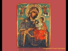 AKATALHPTON ESTI - The HOPE THEOTOKE Orthodox Christianity, Oriental, Old Testament, Place Of Worship, Christian Faith, Holy Spirit, Religion, Old Things, Middle East