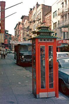 Vintage New York  1971