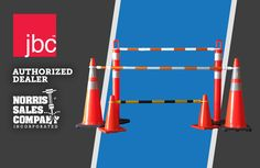 You need traffic control devices. Norris Sales has you covered. Easy to set up and cost-effective, JBC Safety Cones are perfect for any type of daytime or nighttime traffic control zones. Personal Safety, Recent News, Night Time, Trust, Type, Easy