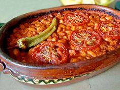Recipe - Prebranats - baked beans  Serbian way. Just paste the recipe on this link into Google Translate to get it in English:) Sounds yummy!