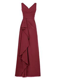 Dresstells® A Line Chiffon V Neck Prom Dress with Ruf... https://www.amazon.co.uk/dp/B0126X93P6/ref=cm_sw_r_pi_dp_x_9wW-xb3VYAA7T