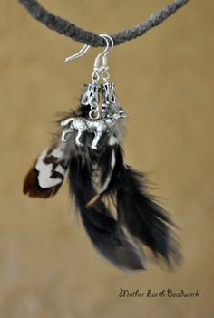 Hey, I found this really awesome Etsy listing at https://www.etsy.com/listing/183602442/spirit-of-the-wolfsilver-wolf-bead