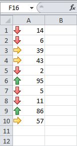 how to write equal to or less than in excel