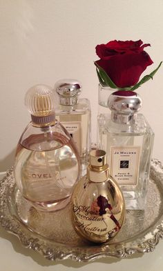 This is the most popular perfume in the country, and with it's jasmine fresh scent, we TOTALLY get why...