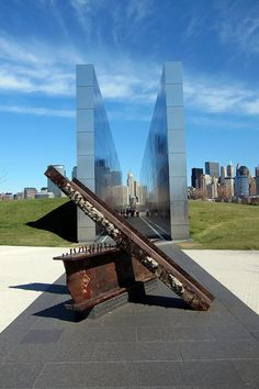 Empty Sky Memorial Liberty State Park, New Jersey | Recent Photos The Commons Getty Collection Galleries World Map App ...