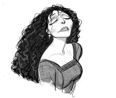 """Mother Gothel in """"Tangled"""" - cosmoanimato Tangled 2010, Disney Tangled, Disney Art, Disney Princess, Sailor Princess, Disney Style, Disney Pixar, Tangled Concept Art, Disney Concept Art"""