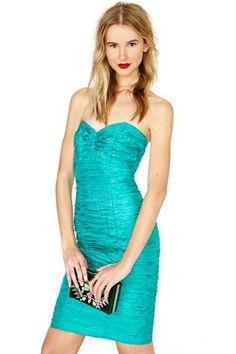 Emerald City Dress #vintage #nastygalvintage