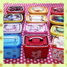 Novos potes de sorvertes decorados - Drika Artesanato - O seu Blog de Artesanato.