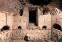 Restaurata e aperta la necropoli della Via Triumphalis in Vaticano