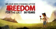 Uluslararası Af Örgütü 50. Yıl (Amnesty 50 Years)