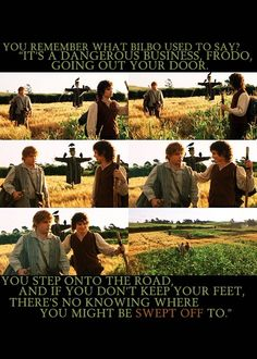 Lord of the rings inspiration